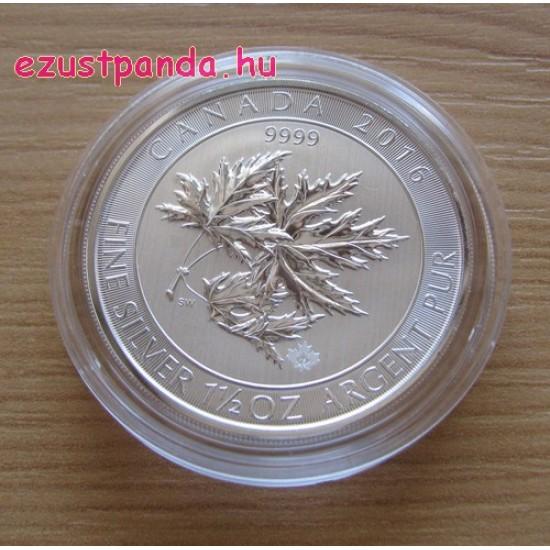 Maple Leaf Juharlevél 2016 1,5 uncia ezüst pénzérme