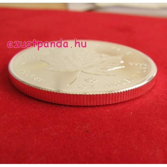 Maple Leaf (Juharlevél) 2020 1 uncia ezüst pénzérme - ÚJRA KÉSZLETEN!