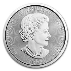 Farkas / Wolf 2018 1 uncia ezüst pénzérme