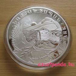 Noé bárkája 2016 10 uncia ezüst pénzérme