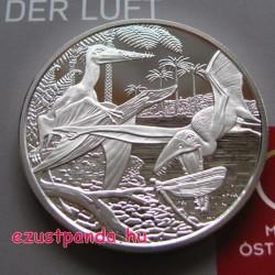 Jura - Élet a levegőben 20 EUR 2013 proof ezüst pénzérme