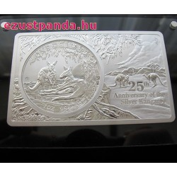Ausztrál Kenguru 2018 3 uncia ezüst szett