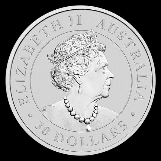 Koala 2019 1 kilogramm ezüst pénzérme