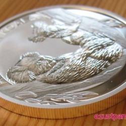 Koala 2011 1 uncia ezüst pénzérme