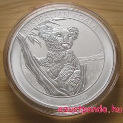 Koala 2015 10 uncia ezüst pénzérme
