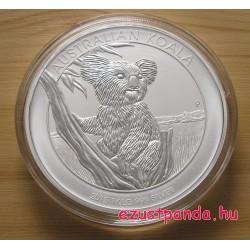 Koala 2015 1 kilogramm ezüst pénzérme