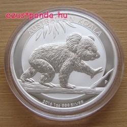 Koala 2016 1 kilogramm ezüst pénzérme