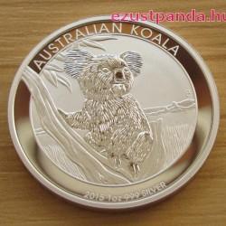 Koala 2015 1 uncia ezüst pénzérme