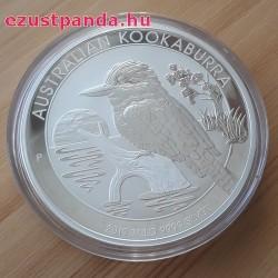 Kookaburra 2019 1 kilogramm ezüst pénzérme