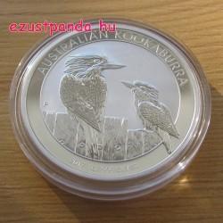 Kookaburra 2017 1 uncia ezüst pénzérme