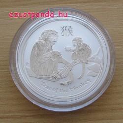 Lunar2 Majom éve 2016 1/2 uncia ezüst pénzérme