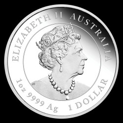 Lunar3 Egér éve 2020 1 uncia proof ezüst pénzérme