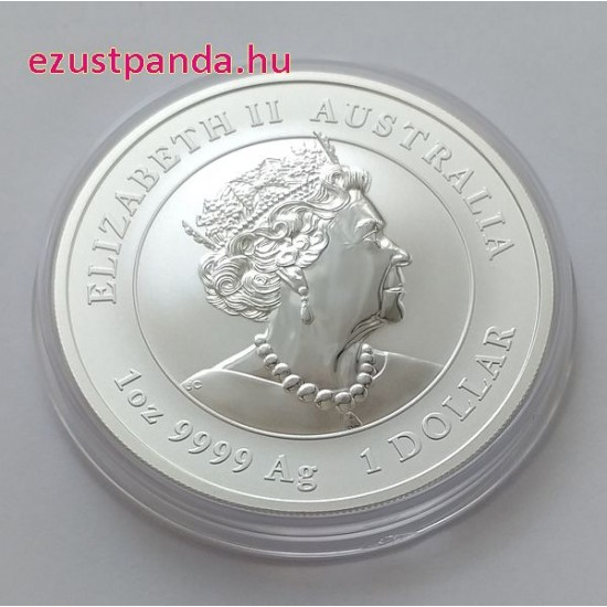 Lunar3 Tigris éve 2022 1 uncia ezüst pénzérme