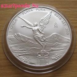 Libertad 2016 mexikói 1 uncia ezüst pénzérme