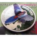 Papagájok világa 3D (Cook-szk.)