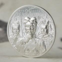 Agyaghadsereg 2021 Cook-szk proof high-relief ezüst pénzérme - CSAK 888 példányban!