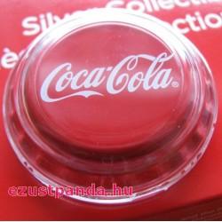 Coca-Cola kupak Fidzsi szigetek 2018 ezüst pénzérme