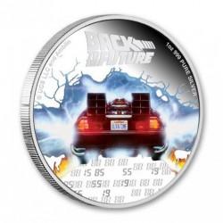 Vissza a jövőbe 2020 1 uncia proof ezüst pénzérme