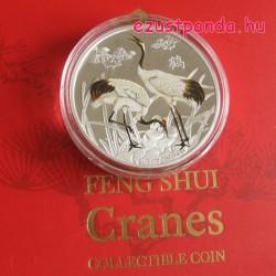 Feng Shui Darvak - Niue 2013 1 uncia proof ezüst pénzérme