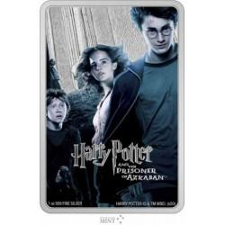 Harry Potter filmek - Az azkabani fogoly Niue 2020 1 uncia proof ezüst pénzérme