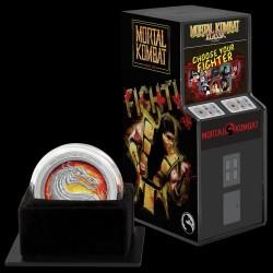 Mortal Kombat - Niue 2020 1 uncia ezüst pénzérme