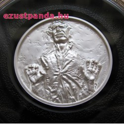 Star Wars Han Solo - Niue 2017 2 uncia ezüst pénzérme