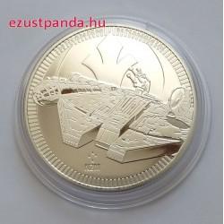 Star Wars Millennium Falcon - Niue 2021 1 uncia ezüst pénzérme