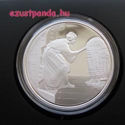 Star Wars  Leia Organa - Niue 2016 1 uncia ezüst pénzérme