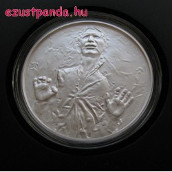 Star Wars Han Solo - Niue 2016 1 uncia ezüst pénzérme