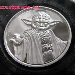 Star Wars Yoda - Niue 2018 2 uncia ezüst pénzérme