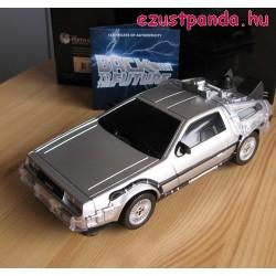 Vissza a jövőbe 2015 1 uncia proof ezüst pénzérme DeLorean autóval