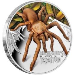 Tarantula madárpók 2020 1 uncia proof ezüst pénzérme