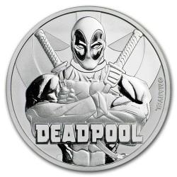 Deadpool 2018 1 uncia ezüst pénzérme