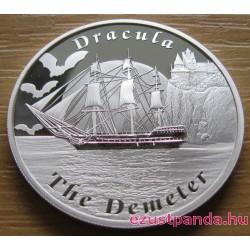 Mesebeli hajók - A Demeter 2013 1 uncia proof ezüst pénzérme