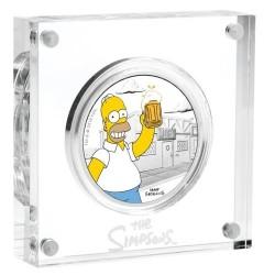 Simpson család - Homer 2019 Tuvalu 2019 1 uncia ezüst pénzérme