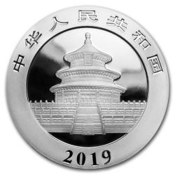 Panda 2019 30 gramm ezüst pénzérme