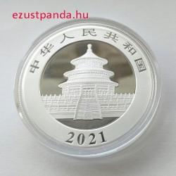 Panda 2021 30 gramm ezüst pénzérme