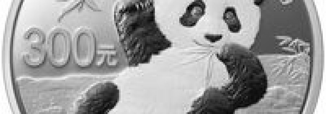 Már rendelhető a kilós ezüst Panda!