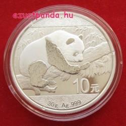 Panda 2016 30 gramm ezüst pénzérme