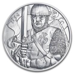 V. Lipót 2019 osztrák 1 uncia ezüst pénzérme
