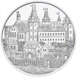 Bécsújhely - Wiener Neustadt 2019 osztrák 1 uncia ezüst pénzérme