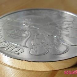 Philharmoniker 2020 1 uncia ezüst pénzérme