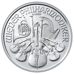 Philharmoniker 2019 1 uncia ezüst pénzérme