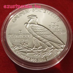 USA Indián / Liberty 1 uncia ezüst érem