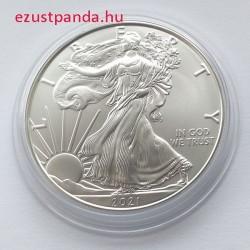 US Eagle - Sas 2021 1 uncia ezüst pénzérme