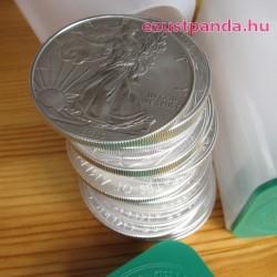 20x US Eagle - Sas 2021 1 uncia ezüst pénzérme - FEBRUÁRI ÉRKEZÉSSEL RENDELHETŐ!