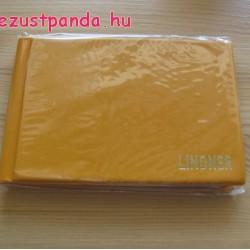Zsebalbum LINDNER (sárga) 48 érméhez