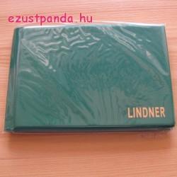 Zsebalbum LINDNER (zöld) 48 érméhez
