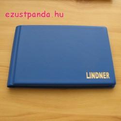 Zsebalbum LINDNER (kék) 48 érméhez