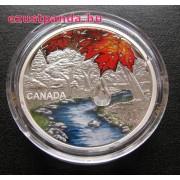 Kanada - Kristály esőcsepp 2016-